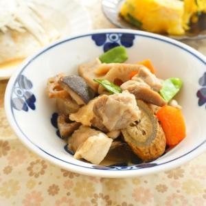 【モニター】これうまつゆでレンジ筑前煮
