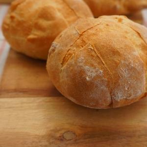 おうちで過ごそう!おうちパンを楽しもう♪キタノカオリでハードパン