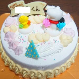 レモンくん7さい 誕生日おめでとう