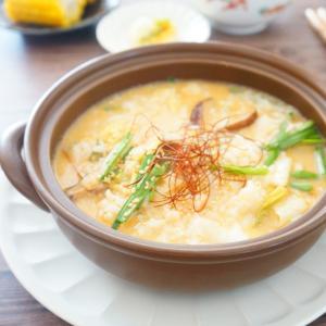 【フーディストアワード2021】白菜漬で豚カルビクッパ