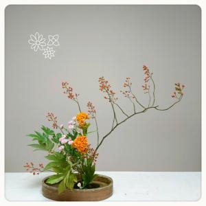 生け花〜盛花