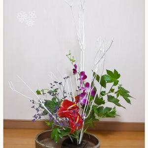 生け花~盛花