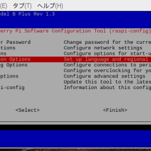 Raspberry Pi 3 のキーボード設定 (英語配列になってしまうトラブル)