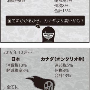 日本の消費税 2