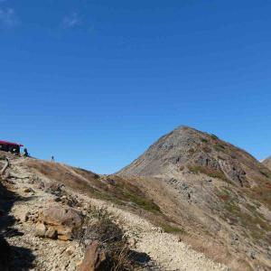 紅葉の那須へ茶臼岳登山です🥾中腹をぐるっと回って帰ります〜