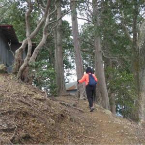 東秩父村「移住体験」3泊4日2日目山登り