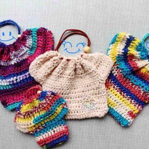 フーさんさん編み物最近はセット物