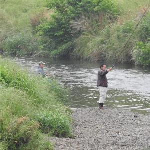 2020年鮎初釣り