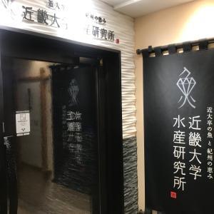 近畿大学水産研究所(運営はダイナック)に行ってきました!