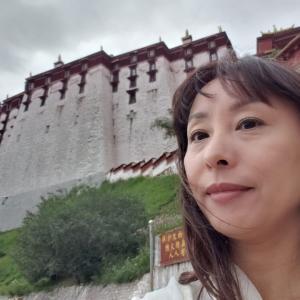 チベットから戻っています。