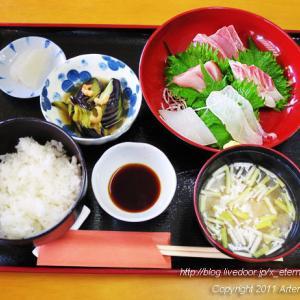 魚河岸 吉又 お刺身定食 天ぷら定食 17
