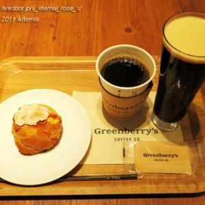 新オープン Greenberry's COFFEE CO.(グリーンベリーズ コーヒー 岡山駅前店 )ニトロコーヒー