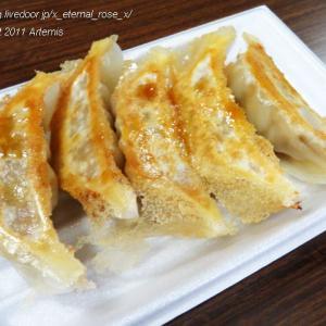 ヒトヨシロクメ堂 焼き餃子 鷹取醤油 豊醸祭