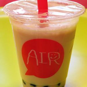 新オープン AIR(エアー)タピオカミルクティー