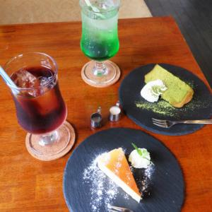 こびとカフェ ランチのお得なドリンク&デザートセット