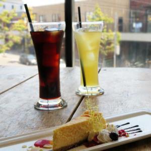 アンティーク ナチュラル カフェ faim de loup~ファンデル~ チーズケーキ