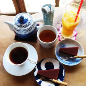 やさいの台所 たのたの庵 コーヒー オレンジジュース 19