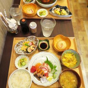 新オープン 和食屋きんつぎ お刺身定食 きんつぎ定食 お勧めのお店です