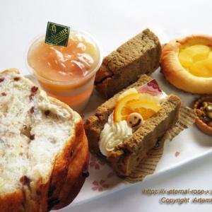 隠れ家な cake&bread **CHIFFON** (小さな焼き菓子&パンのお店シフォン) シフォンサンド