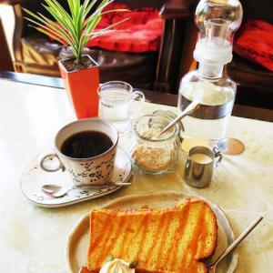 Tereya Cafe(てれやカフェ)てれやパフェ ベルギーワッフル シフォンケーキ 18