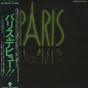 Paris - Black Book