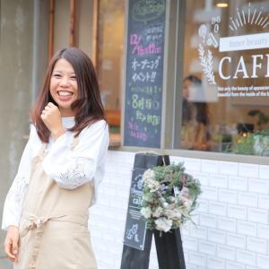 本日、雑誌取材!!12月、本オープンに向けて爆走中【hineli×sasamaryカフェ】