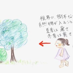 暑くなる季節に向けて3〜樹木等自然景観による、心理的緩和効果〜