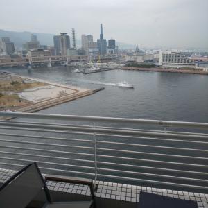 神戸メリケンパークオリエンタルホテルに