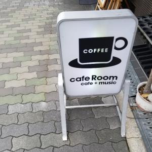 大阪の長堀の辺にあると思われるカフェプラスミュージックでランチ
