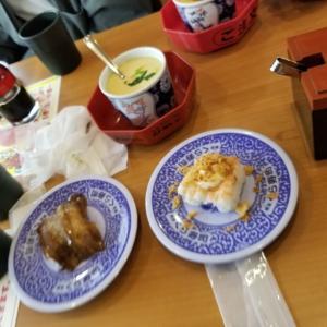 和歌山県の紀三井寺の辺りにあるくら寿司でランチ食べました