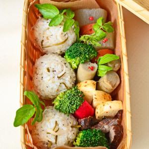 1月27日 月曜日 長芋の七味酢醤油漬け