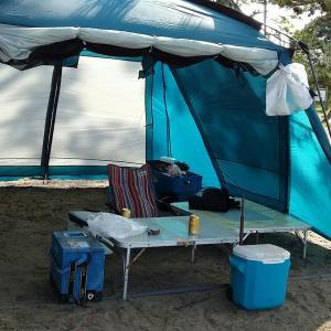 6月7日記事、松太枝浜キャンプ場での「事件」と称した件について。