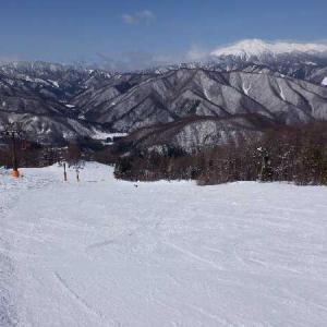日曜日・・・野麦峠スキー場&新穂高温泉深山荘立ち寄り。