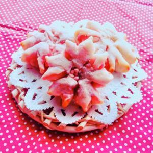 お花見の変わりに…桜ぱん