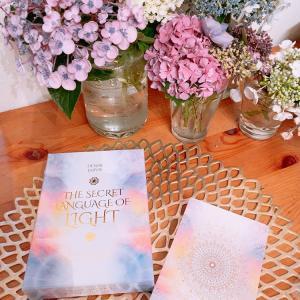 蟹座の新月、金環日食、夏至とトリプルスペシャルdayに新しいオラクルカードが届きました