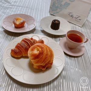 ミナペルホネンとシェリュイのパンたち