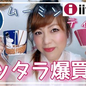 【YouTube】イッタラ爆買いツアー ティーマ&ムーミンシリーズpart10