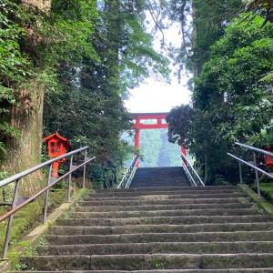 """""""箱根日帰り旅行記"""" part2 箱根神社"""