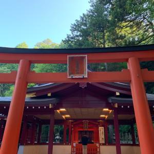 """""""""""箱根日帰り旅行記"""" part3 九頭龍神社"""