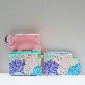ナースポケットと、おそろいミニ財布
