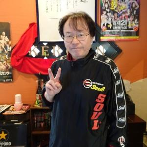 田中ケロさんのお店で牛タンつくね定食を!