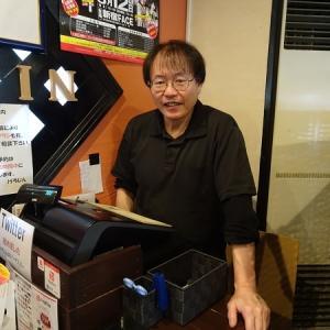 田中ケロさんのお店「けろじん」でカニクリーミーコロッケ定食を!