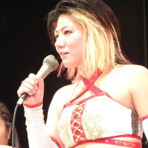 岩田美香選手の復帰戦!