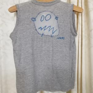 【蘭布】Tシャツリメイク