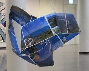 ノー・ウォー横浜展は会場展示は無く、web展として開催