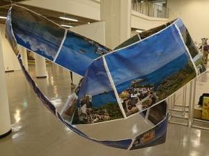 ノー・ウォー横浜展に作品を発表しました