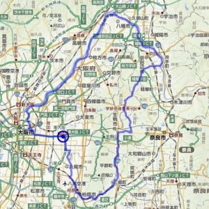 大阪城~淀川~木津川