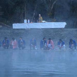 川湯温泉 仙人風呂 開湯式