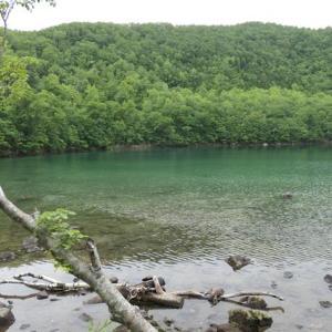登別観光③橘湖~カルルス温泉