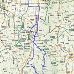 石川サイクルライン~千早赤阪村